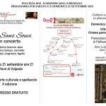 Volpedo – La Biennale Pellizziana incontra il Festival Perosi e domenica arrivano i pellegrini della via dei Malaspina