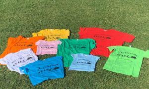 Da domenica disponibili le nuove magliette della Festa dell'Agricoltura di Sale