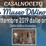 A Casalnoceto sabato sera c'è la prima edizione di Museo DiVino – Assaggi di Cultura e Territorio