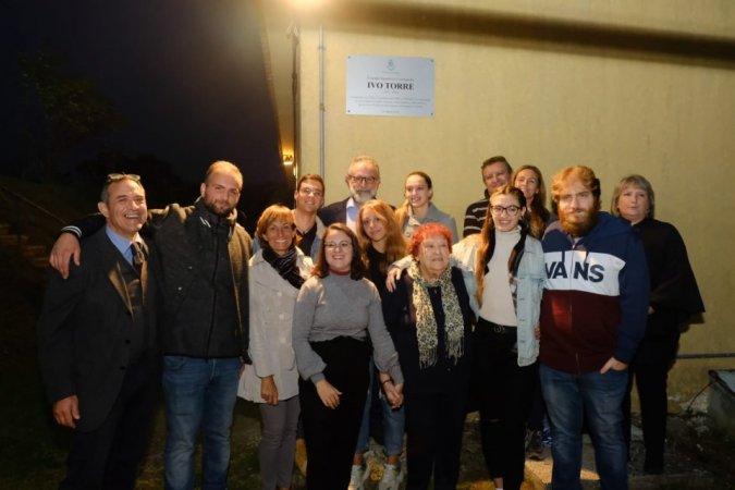 I figli e i nipoti di Ivo Torre a Garbagna