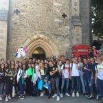 Il Liceo Peano di Tortona in viaggio studio a Cheltenham, Oxford e Gloucester