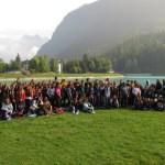 Le classi prime del Liceo Peano in gita a Brusson