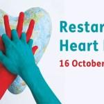 """Tortona – Anche il Comitato locale di Croce Rossa partecipa al """"World Restart a Heart Day"""""""