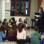 Grande entusiasmo per le letture ad alta voce al Liceo Peano