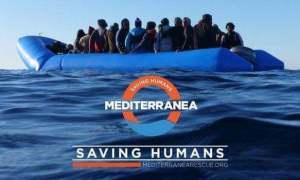 Incontro con gli attivisti di Mediterranea