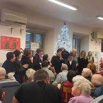 """La Festa di Natale alla casa di riposo """"G.E.Balduzzi"""" di Castelnuovo Scrivia"""
