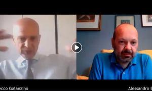 Alessandro Baldi intervista Checco Galanzino e la mente vola ai 5 deserti