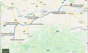 Domenica a Tortona la carovana di ciclisti Cri che da Torino raggiungerà Solferino