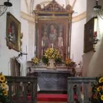 Casalnoceto – Sarà don Piccoli a celebrare la messa nell'oratorio di San Rocco recentemente ristrutturato