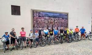 """FIAB Tortona parteciperà all'inaugurazione della pista ciclabile """"Malabrocca"""", che unisce Garlasco a Bozzola"""
