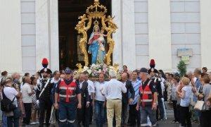 Tortona, per la Festa della Madonna della Guardia una notizia buona e una cattiva