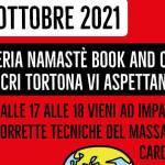 Croce Rossa Tortona in Libreria Namastè per un obiettivo ambizioso