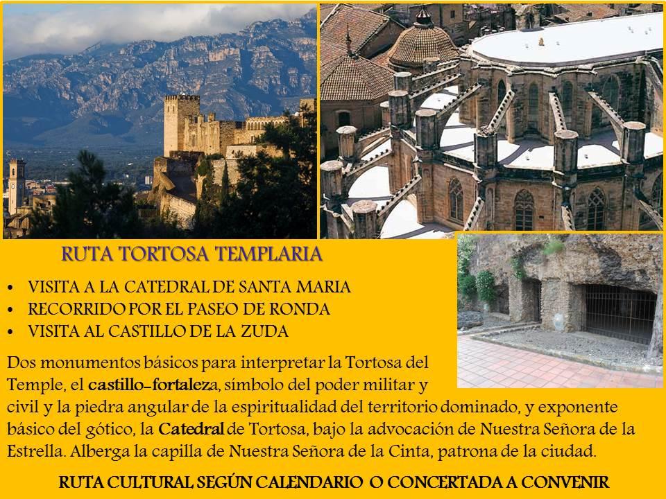 Ruta Tortosa Templaria