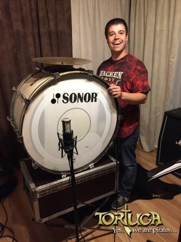 Studiorecording - Drum 16