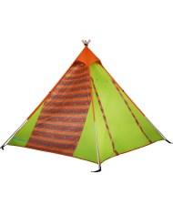 אוהל קמפינג משפחתי ל 4 אנשים HIMAGET PYRAMID 11