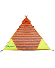 אוהל קמפינג משפחתי ל 4 אנשים HIMAGET PYRAMID 12