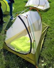 אוהל יחיד אולטרא לייט 4 עונות HIMAGET FLOATING FEATHER 1