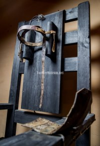The Electric Chair | Torture Museum