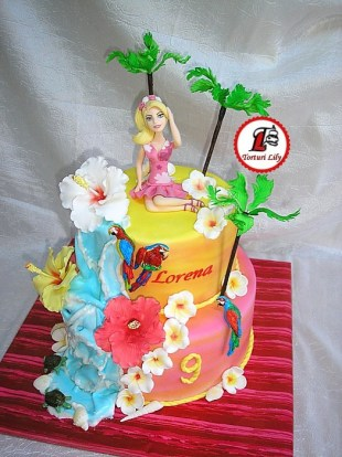 tort barbie hawaii 9