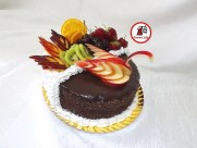 Tort cu fructe_lebada mar 2