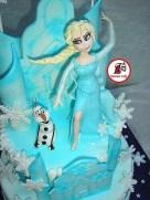 tort Elsa Frozen 5