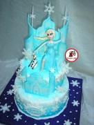 tort Elsa Frozen1