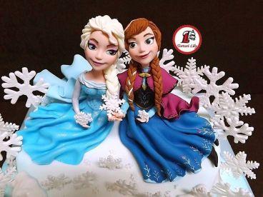 Tort Elsa si Anna_2