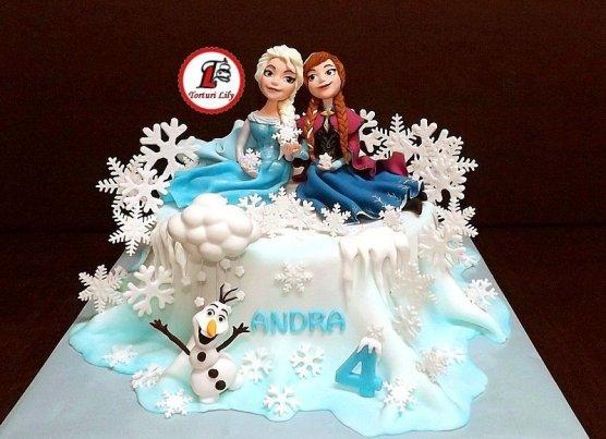 Tort Elsa si Anna_3