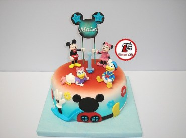 Tort mickey minnie