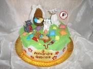 Tort pisicile aristocrate_Cake Aristocats