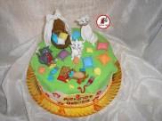 Tort pisicile aristocrate_Cake Aristocats2