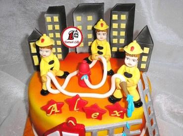 tort pompieri