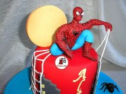 Tort Spiderman pt Alex_4