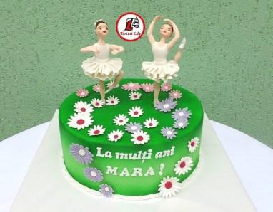 1 tort balerine