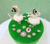 4 tort balerine