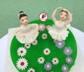 5 tort balerine