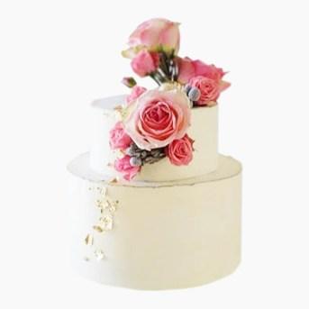 Свадебный торт №074