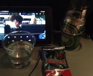 機内でのネクサス