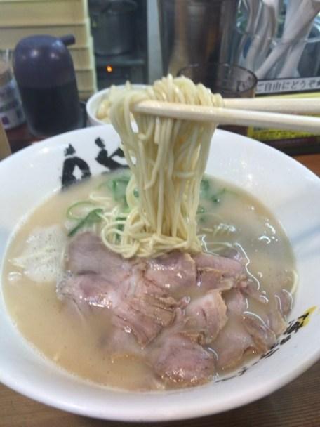 麺と焼き豚