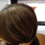 白髪染めをやめる!その一つの方法。