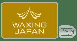 WAXING JAPAN_ロゴデザイン,ブランドマーク,キャラクター,オシャレ,かわいい,かっこいい,品がある,デザイン,Logo,Mark,toru chang