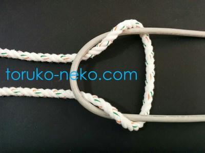 本結び(ほんむすび) リーフ・ノット(Reef knot(英語)), スクウェア・ノット(Square knot(米語))