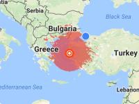 トルコ 地震 2017年6月12日15時28分 マグニチュード 6.3