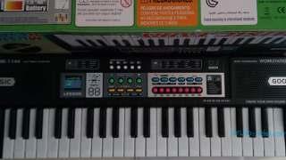 トルコ 買い物 電子ピアノ キーボード