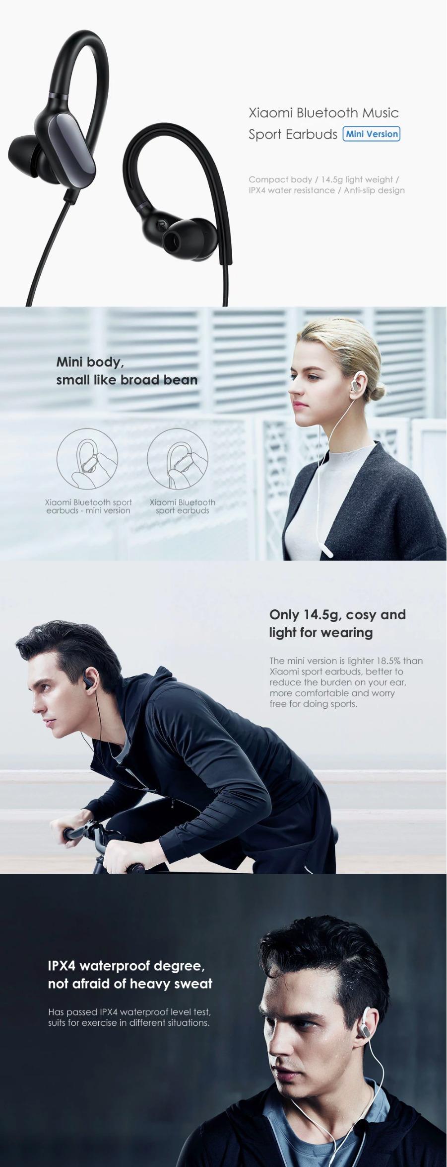 xiaomi sports bluetooth headset manual