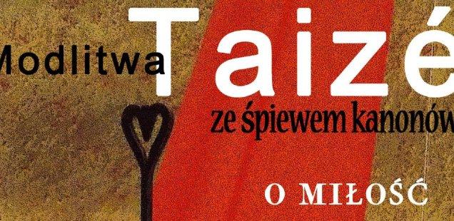 Czuwanie w duchu Taize