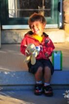 Happy Preschooler