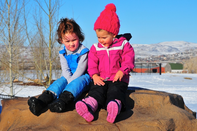 Zion Photoshoot   Tory and Tegan
