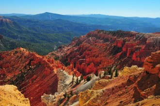 Spectacular views of Cedar Breaks