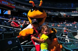 Kids with the Bee
